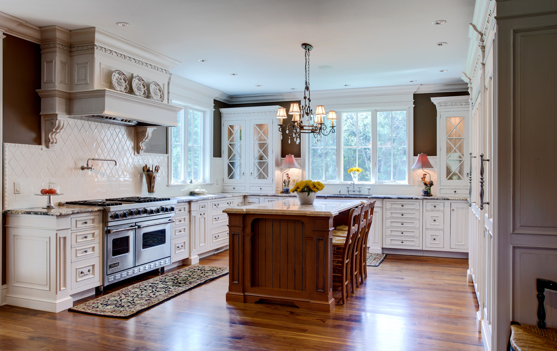 Kitchens Baths Ricci Construction Group - Bathroom remodel cheshire ct